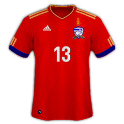 Thailand Away kit