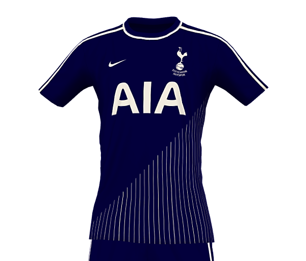 TOTTENHAM 21-22 FANTASY AWAY KIT