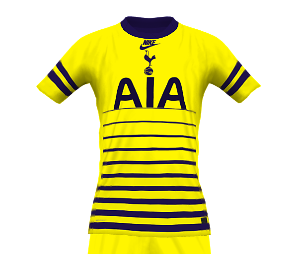TOTTENHAM 21-22 FANTASY THIRD KIT