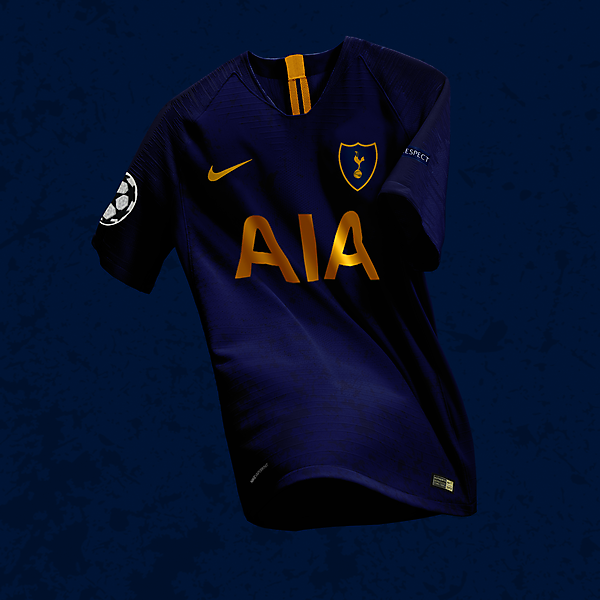 Tottenham Away Concept Kit