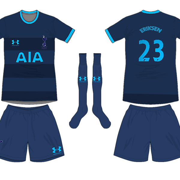 Tottenham Away Kit