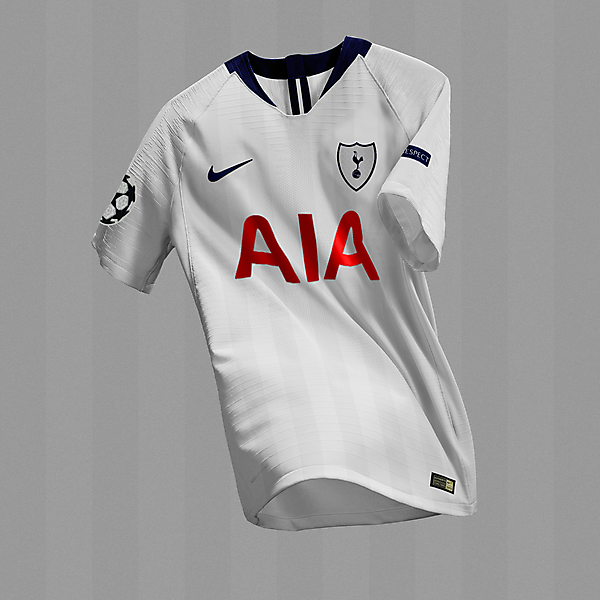 Tottenham Home Concept Kit