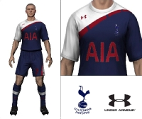 Tottenham Hotspur 2014/15 Away Kit