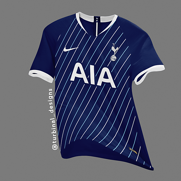 Tottenham Hotspur Away Concept Kit
