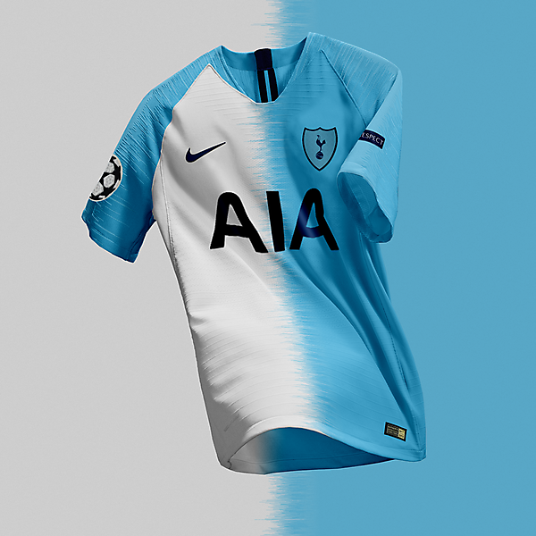 Tottenham Third Concept Kit