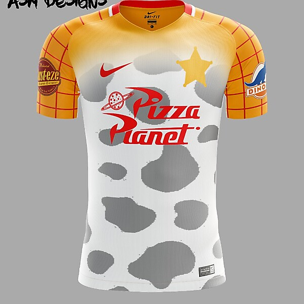 Toy Story Nike Concept Kit