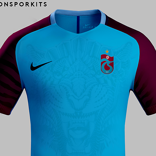 Trabzonspor Black Sea Tiger
