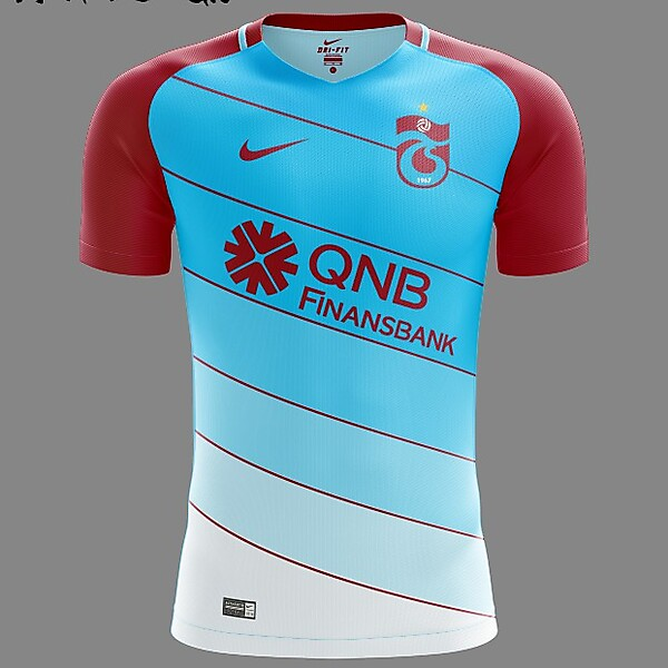 Trabzonspor Nike 2018 Away Kit
