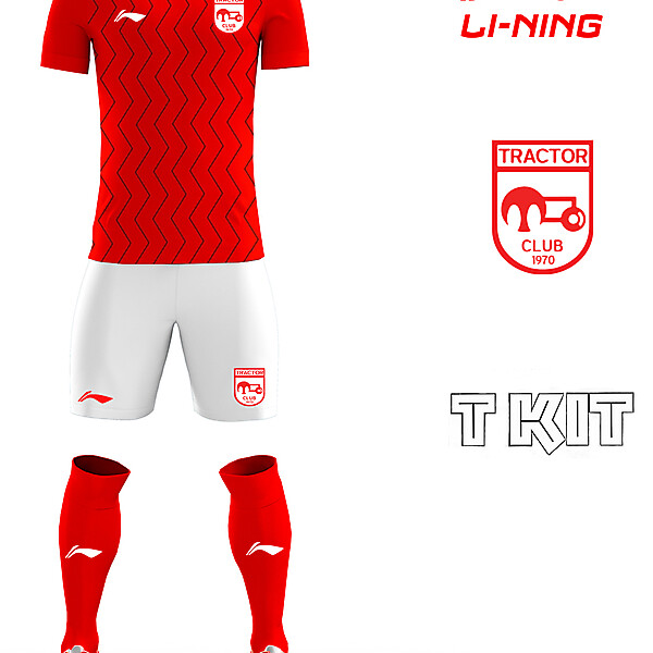 Tractor Sazi Home Kit