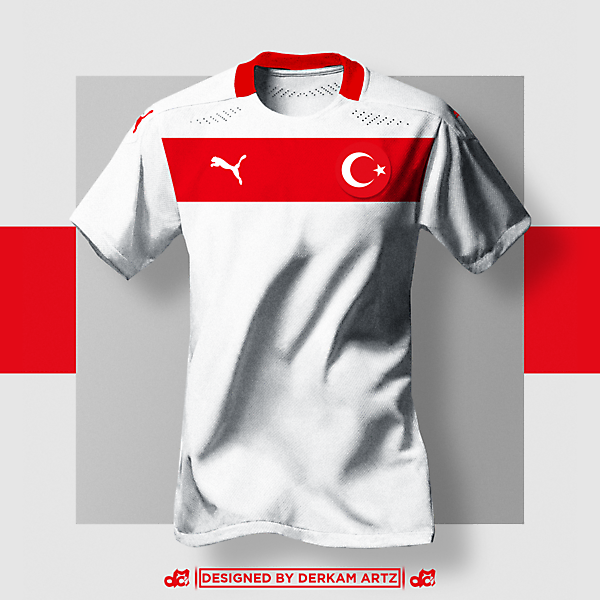 Turkey x Puma - Home Kit