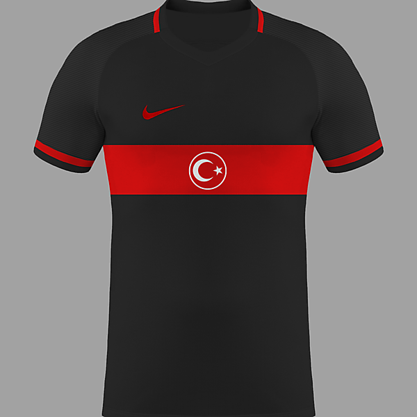 Turkey Euro 2016 Away ?