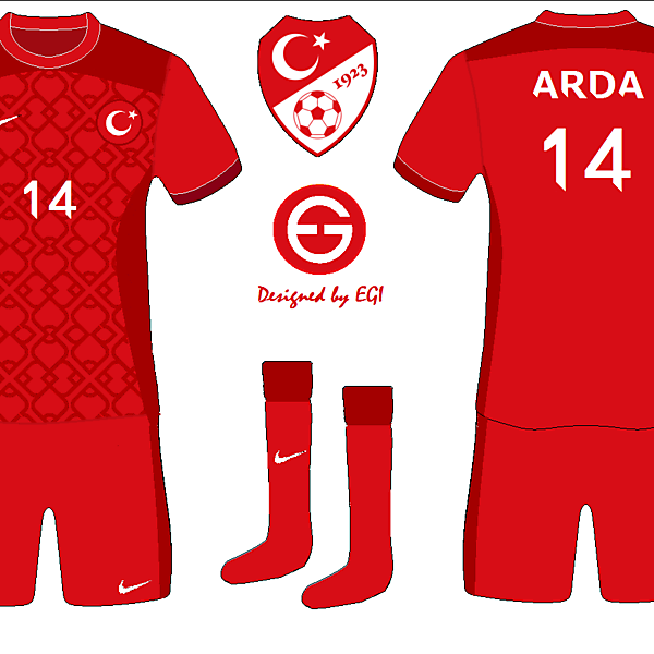 Turkey Home Kit WC Competition