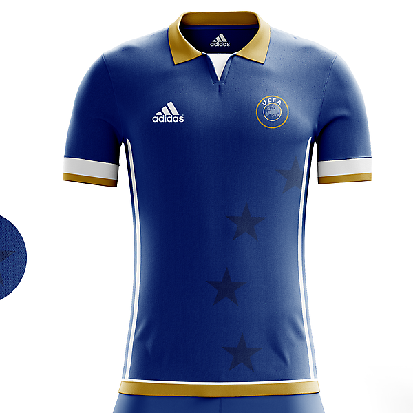 UEFA Team Kit Design