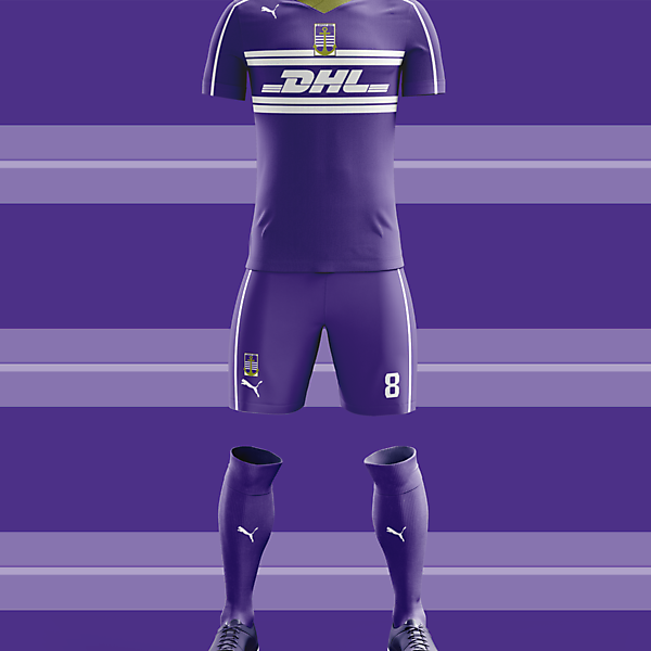 Újpest FC Away Kit 2016-17