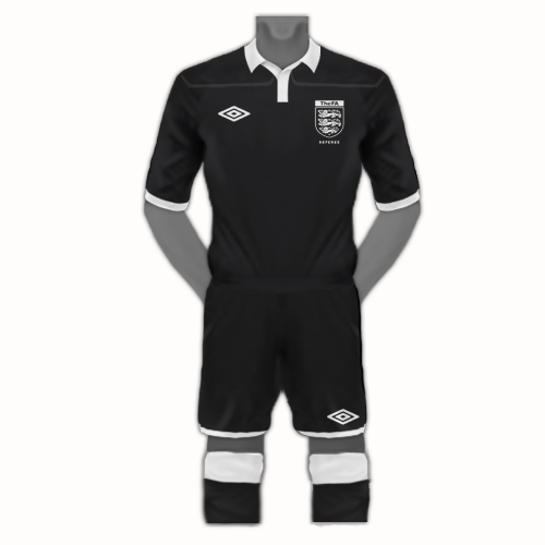 Tailored Umbro Referee Shirt