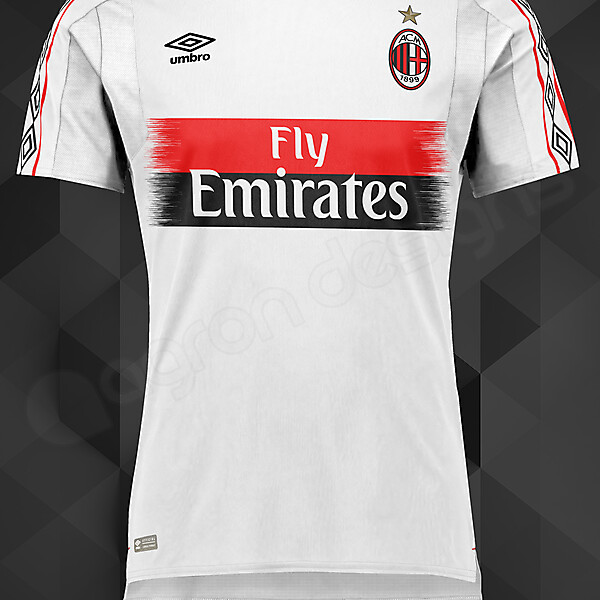 UMBRO_MILAN AWAY KIT CONCEPT