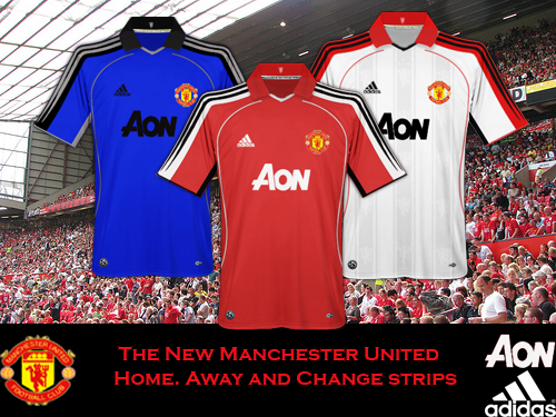 Manchester Unied Adidas