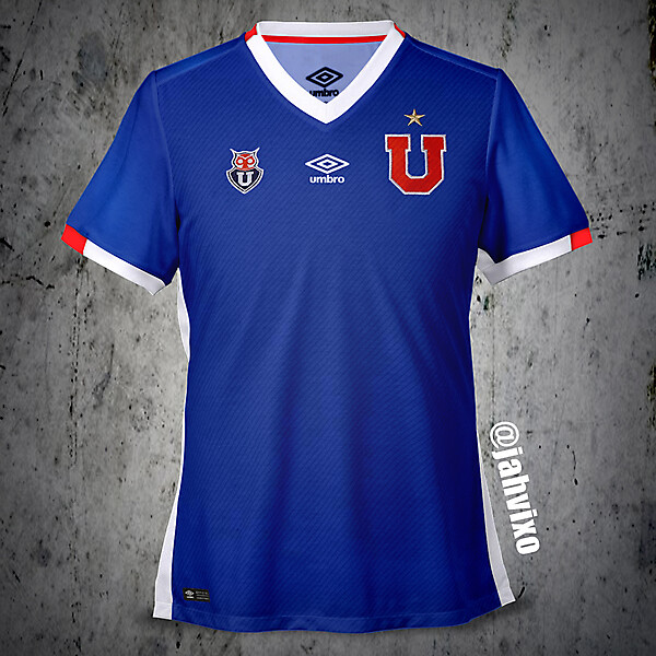 Universidad de Chile Umbro