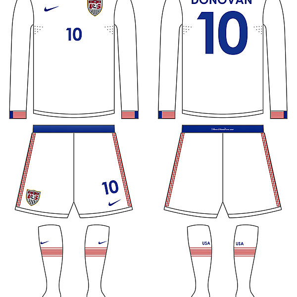 USA Fantasy Home Kit