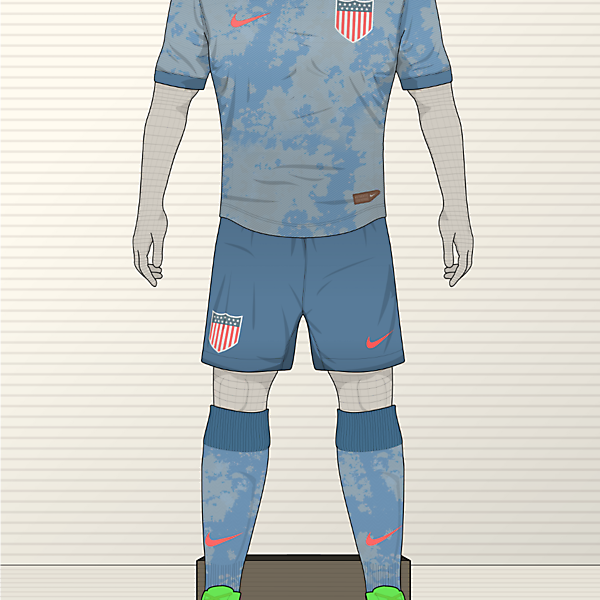USA Kit : Denim + Bleach