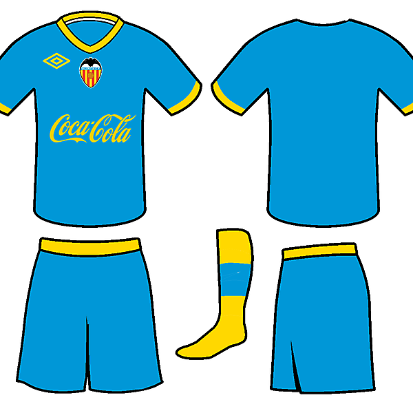 Valencia CF Umbro  Alternative