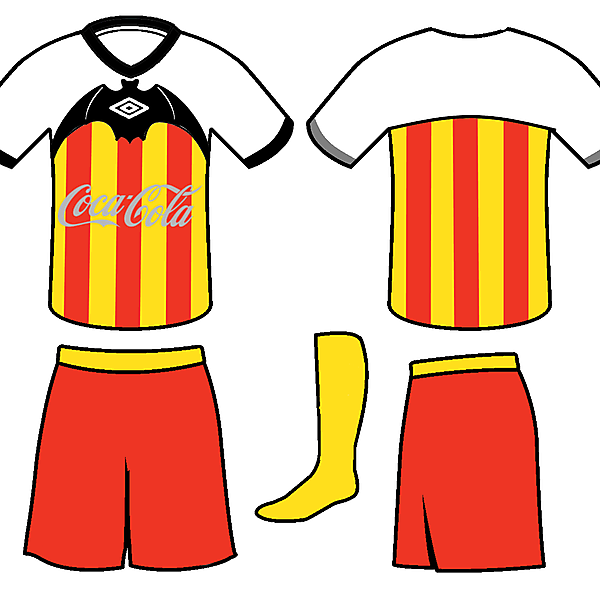 Valencia CF Umbro  Away