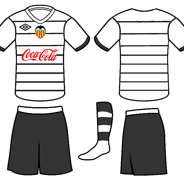 Valencia CF Umbro Home