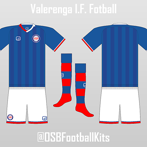 Valerenga Home Kit