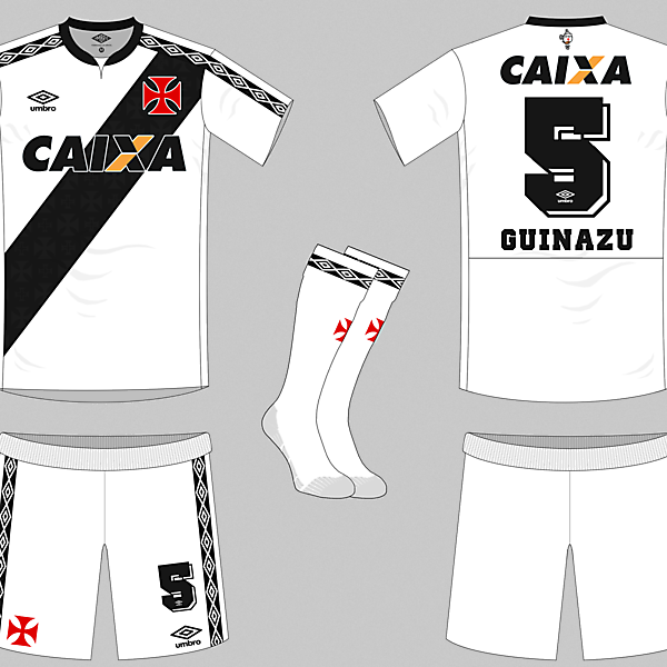 Vasco da Gama home kit
