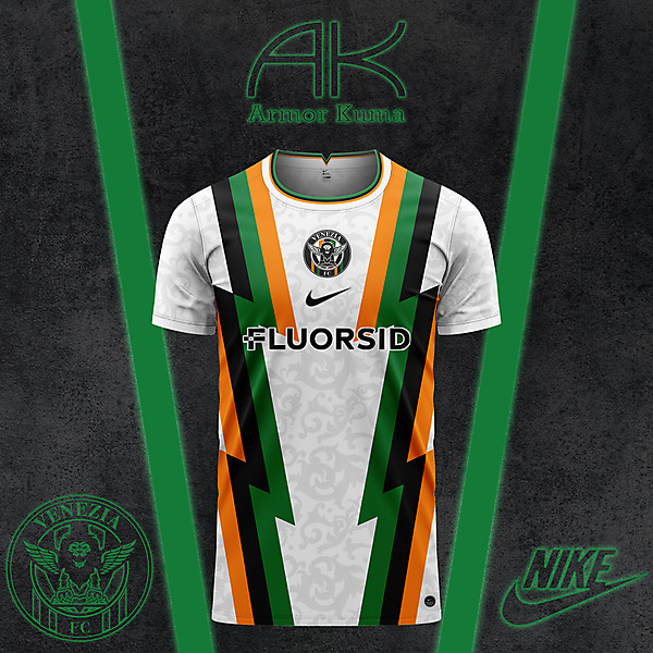 Venezia FC Nike Away Kit