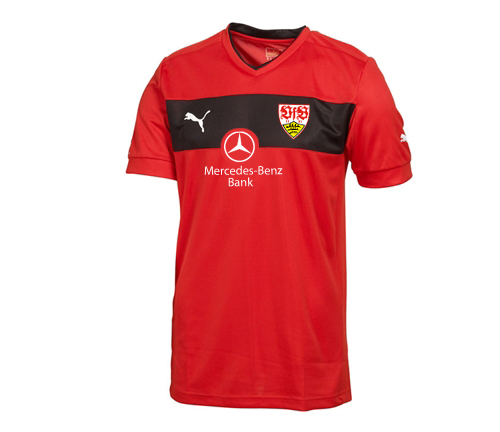 VfB Stuttgart 2013/2014 away kit