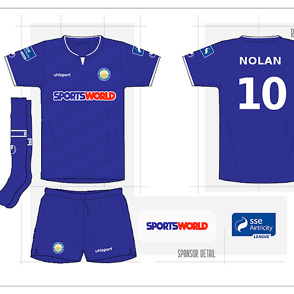 Waterford United Home