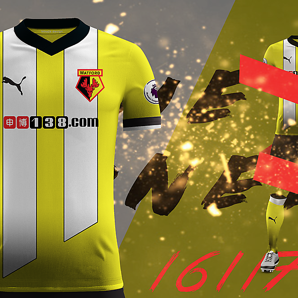 Watford FC - The Hornets