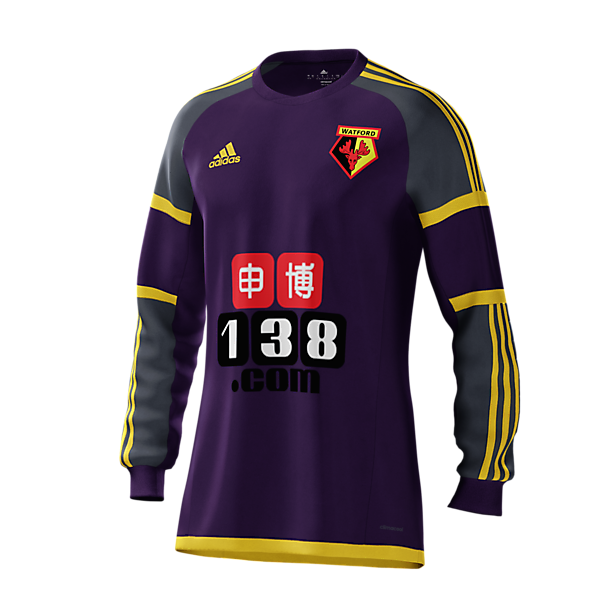 WATFORD Goalkeeper 2