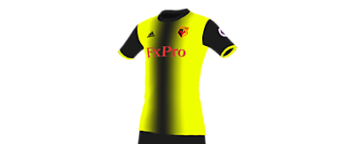 watford home kit
