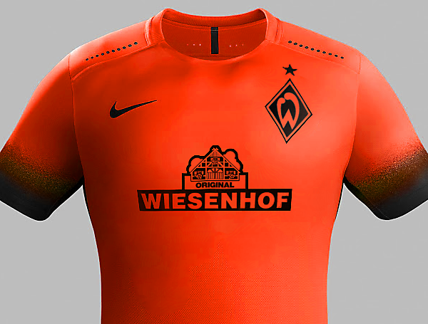 Werder Bremen - 4th Kit - 2015/16