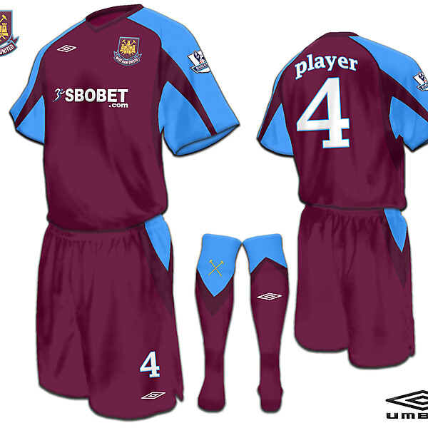 west ham home alternate fantasy