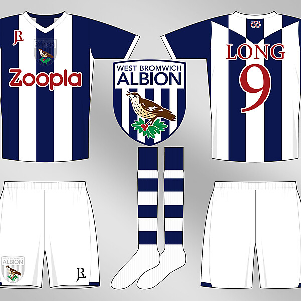 West Bromwich Albion Home and Away