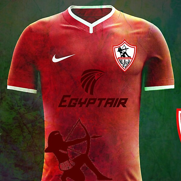 Zamalek SC Nike Home kit