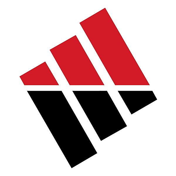 AC Milan aka adidas trademark alternative logo concept.