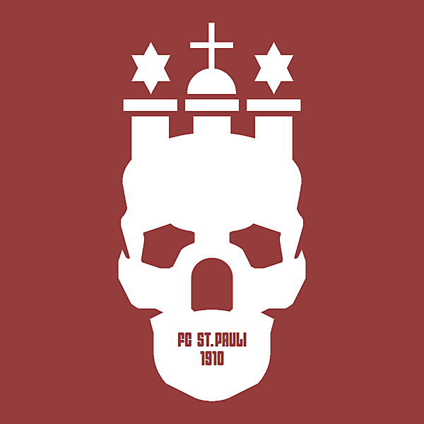 FC St. Pauli alternative logo.