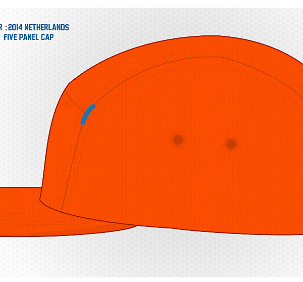 2014 Nike Sportswear Collection : 2014 Netherlands 5-Panel Cap