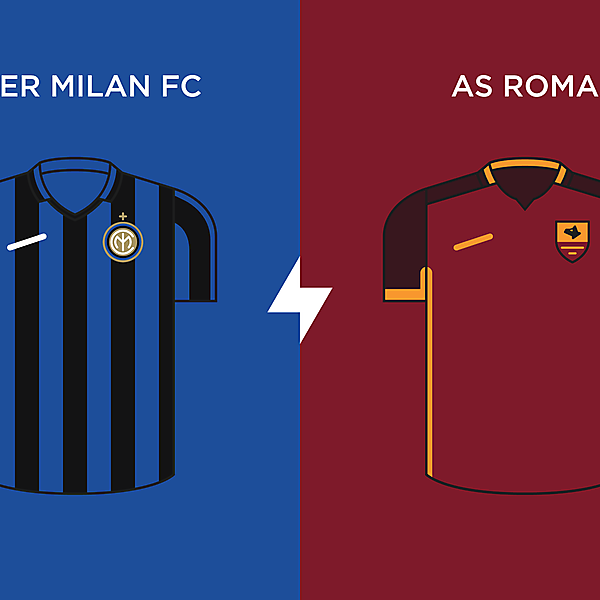 Inter Milan FC VS AS Roma