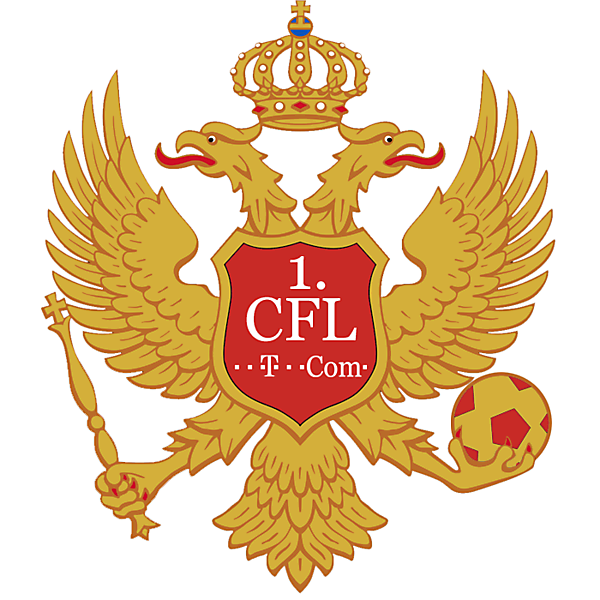 Montenegrin League Logo