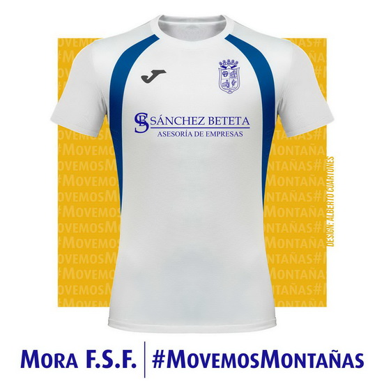 Mora Women Futsal Team 2015 / 2016 Home Shirt
