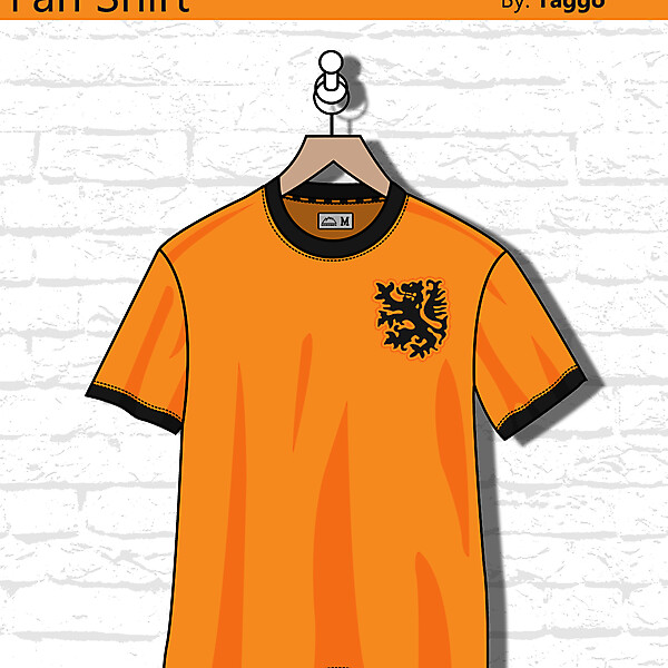 Nederlands Fan shirt