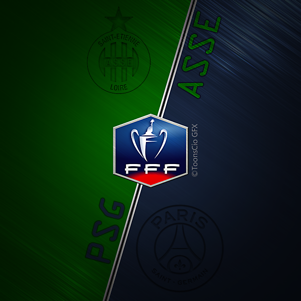 PSG vs ASSE