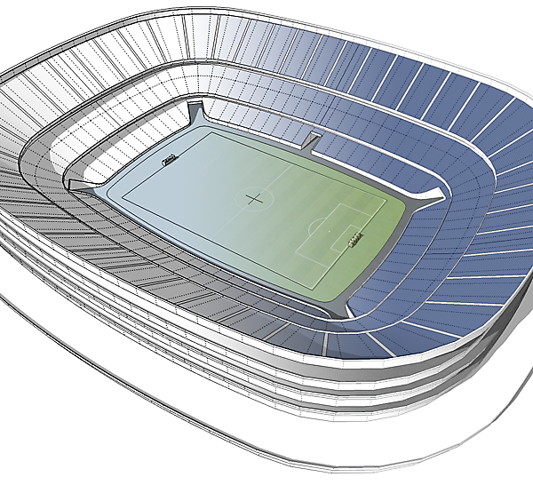 New Scotland National Stadium