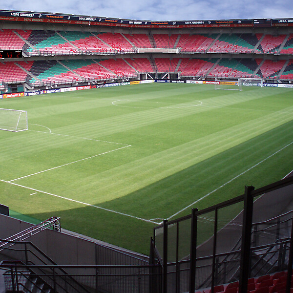 NEC Nijmegen \'Possible Stadium Design\'