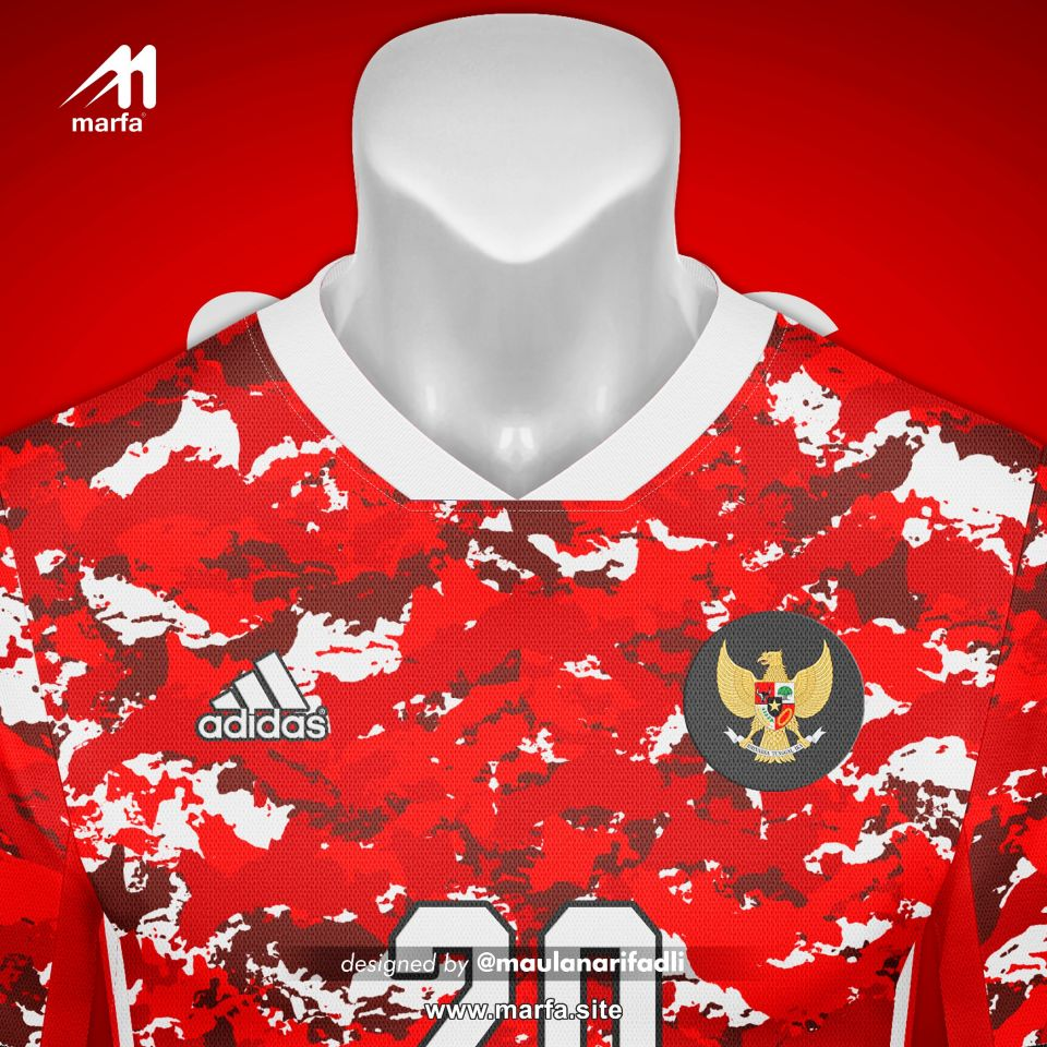 INDONESIA x ADIDAS FANTASY KIT - www.marfa.site